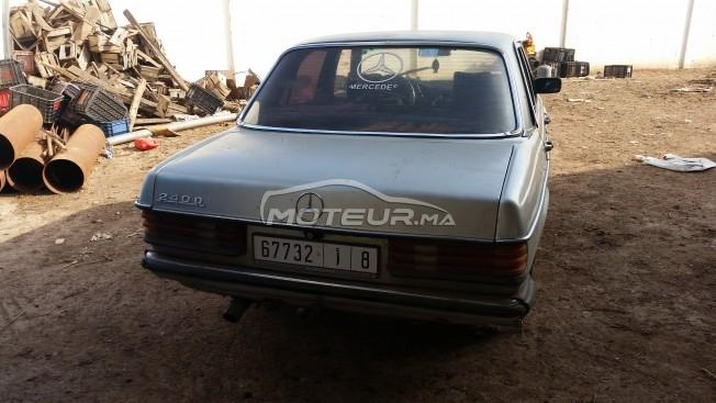 سيارة في المغرب MERCEDES 240 - 236629