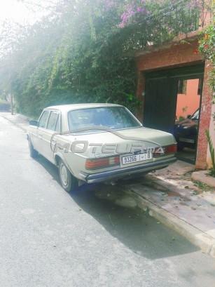 سيارة في المغرب MERCEDES 240 D - 211581