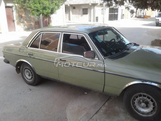 سيارة في المغرب MERCEDES 240 240d - 252389