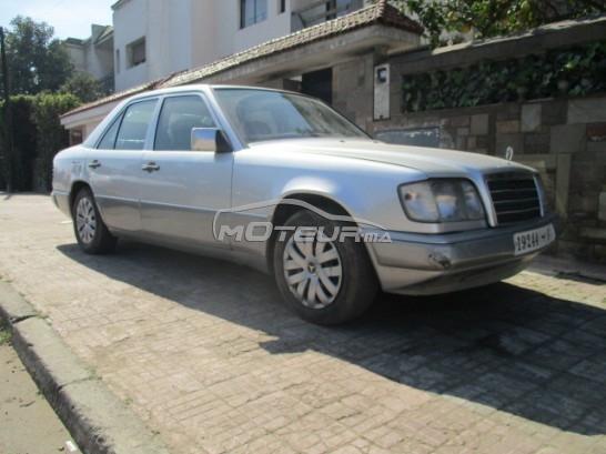 mercedes 250 1995 diesel 146985 occasion casablanca maroc. Black Bedroom Furniture Sets. Home Design Ideas
