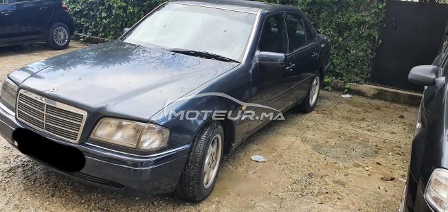 Voiture Mercedes benz Classe c 2001 à tanger  Diesel  - 10 chevaux