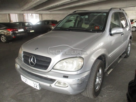 MERCEDES Classe ml 270 occasion 481646