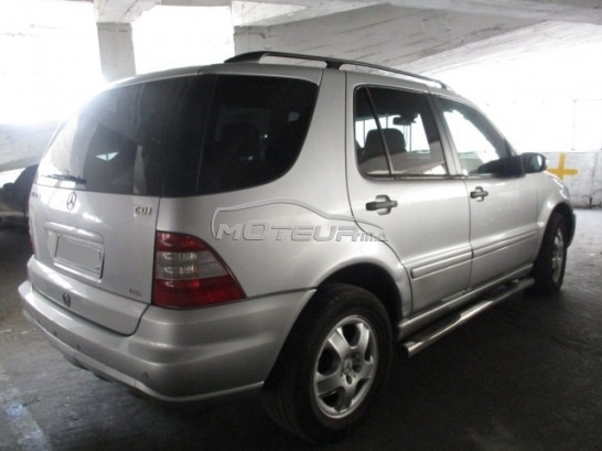 MERCEDES Classe ml 270 occasion 481643