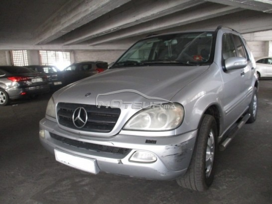 MERCEDES Classe ml 270 occasion 481640