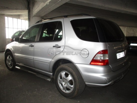 MERCEDES Classe ml 270 occasion 481644