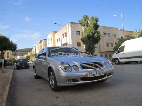 Voiture au Maroc MERCEDES Classe e 270 - 207633