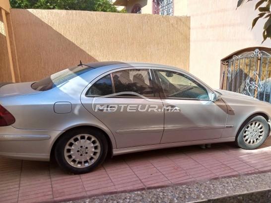 Voiture Mercedes benz Classe e 2003 à berrechid  Diesel  - 11 chevaux