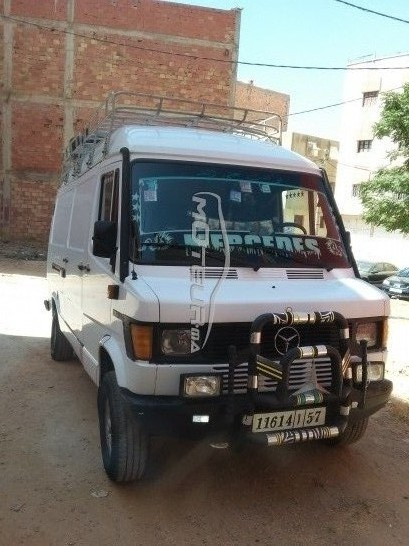 Mercedes 310d 1993 diesel 173355 occasion meknes maroc for Garage mercedes monaco