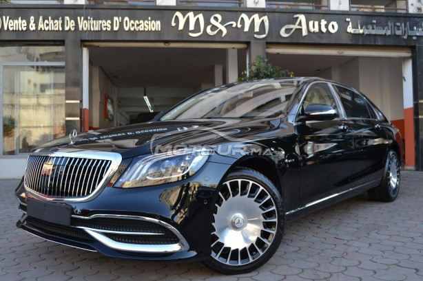 MERCEDES Classe s 560 maybach occasion