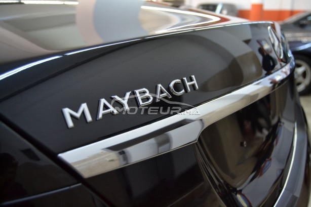 MERCEDES Classe s 560 maybach occasion 619632
