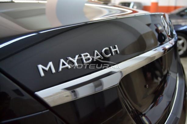 مرسيدس بنز كلاسي إس 560 maybach مستعملة 619632