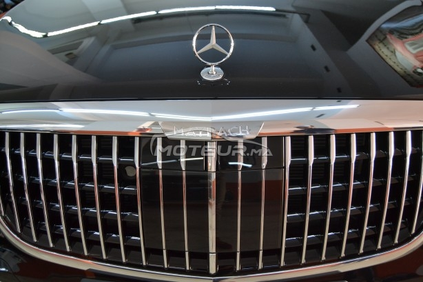 MERCEDES Classe s 560 maybach occasion 619635