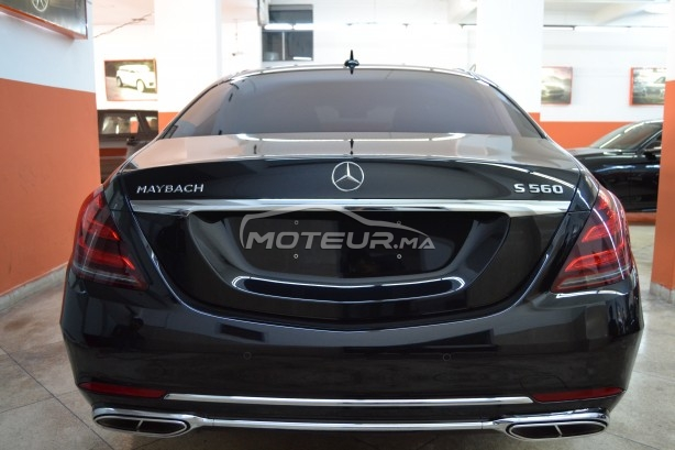 MERCEDES Classe s 560 maybach occasion 619642