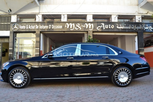 MERCEDES Classe s 560 maybach occasion 619644