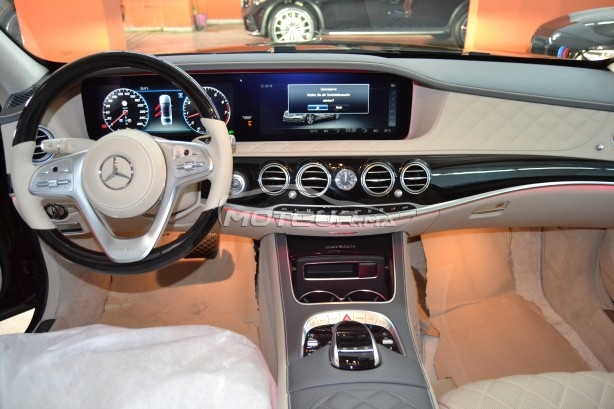 MERCEDES Classe s 560 maybach occasion 619639