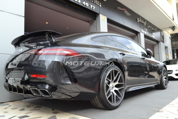 MERCEDES Amg gt 63s occasion 798216