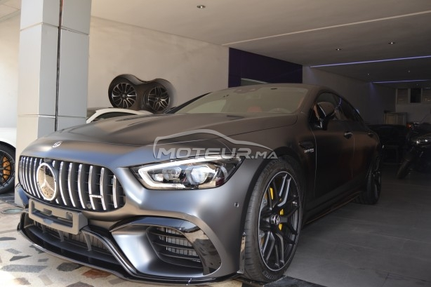 MERCEDES Amg gt S occasion 695790