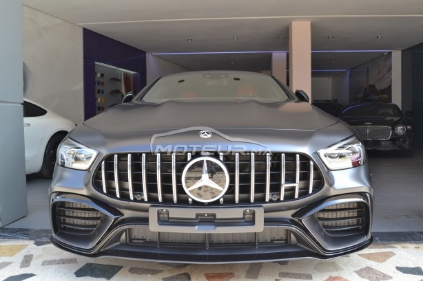 MERCEDES Amg gt S occasion 695793
