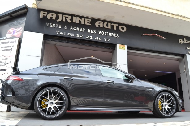 MERCEDES Amg gt 63s occasion 798217