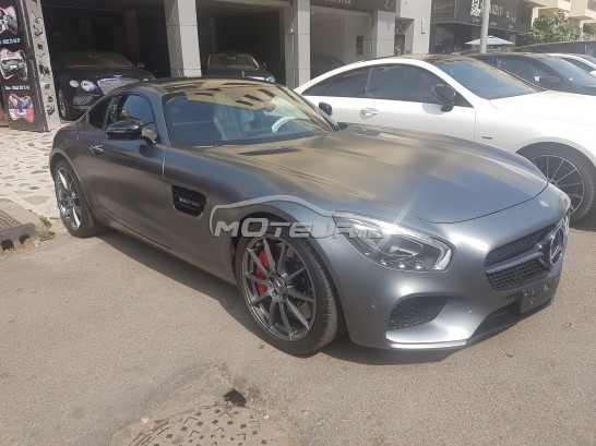 photo mercedes amg gt gts 2017 157567 305222 casablanca. Black Bedroom Furniture Sets. Home Design Ideas