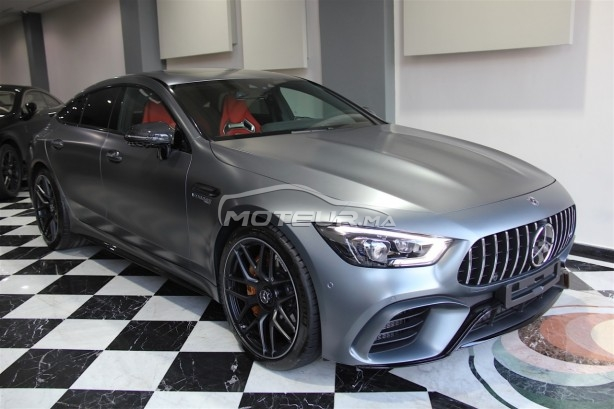 MERCEDES Amg gt Amg 63 gt occasion