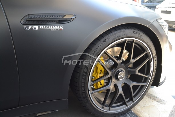 MERCEDES Amg gt S occasion 695783
