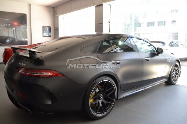 MERCEDES Amg gt S occasion 698713