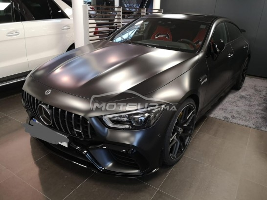 MERCEDES Amg gt occasion 679912