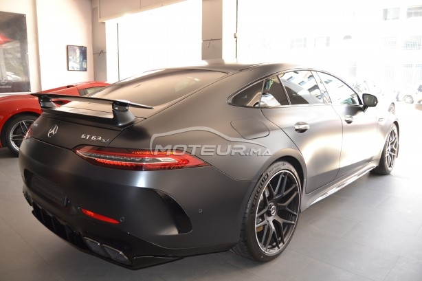 MERCEDES Amg gt S occasion 698712
