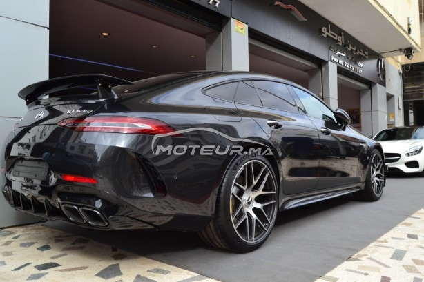 MERCEDES Amg gt 63s occasion 798215