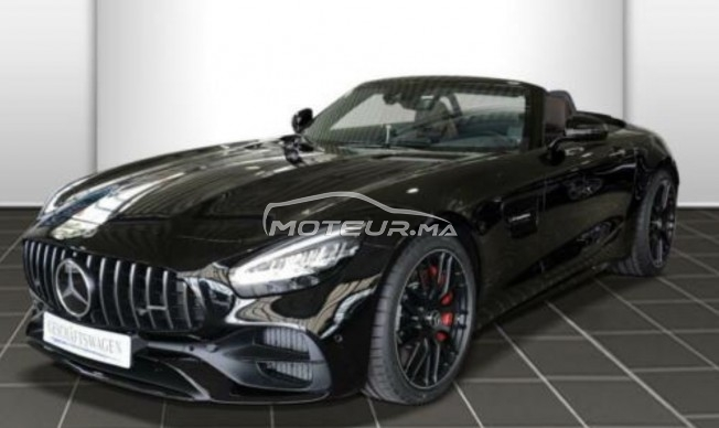MERCEDES Amg gt Gt c roadster facelift مستعملة