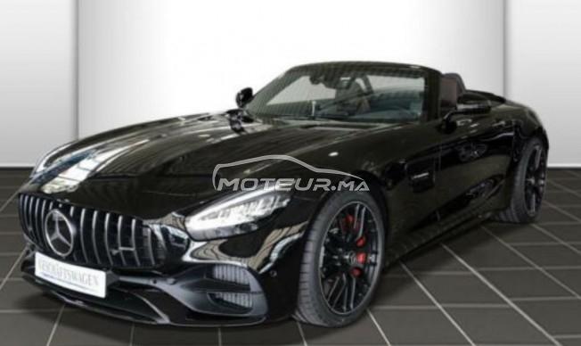 MERCEDES Amg gt Gt c roadster facelift occasion