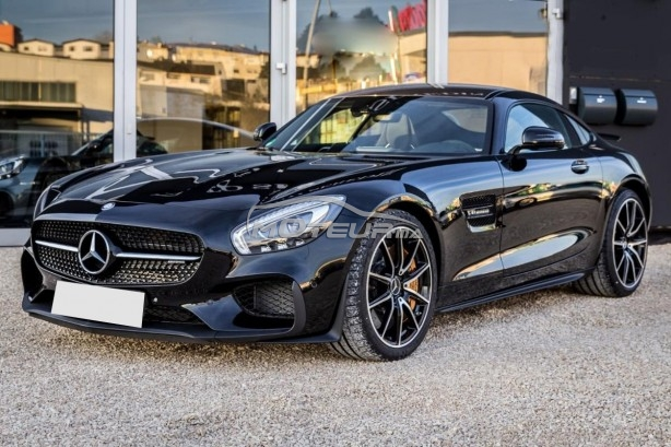 mercedes amg gt occasion maroc annonces voitures. Black Bedroom Furniture Sets. Home Design Ideas