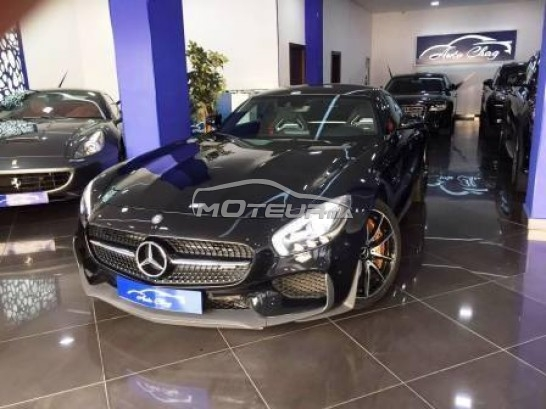 photo mercedes amg gt s v8 biturbo 2016 149675 279295 casablanca. Black Bedroom Furniture Sets. Home Design Ideas