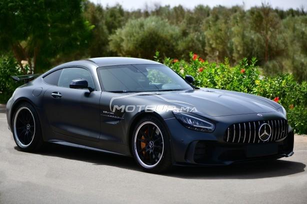 Voiture Mercedes benz Amg gtr 2020 à rabat  Essence  - 32 chevaux