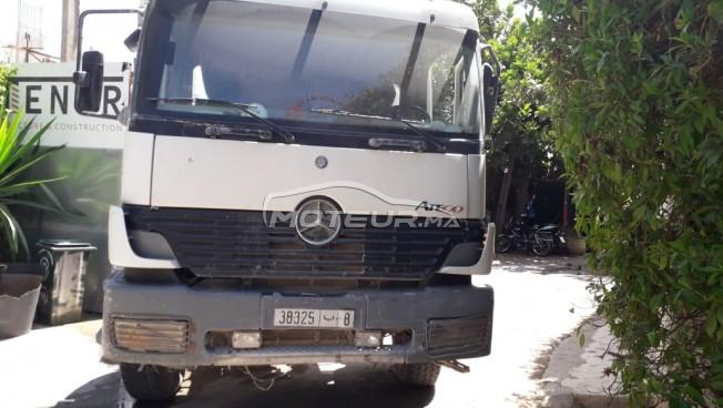 شاحنة في المغرب MERCEDES Atego - 235982