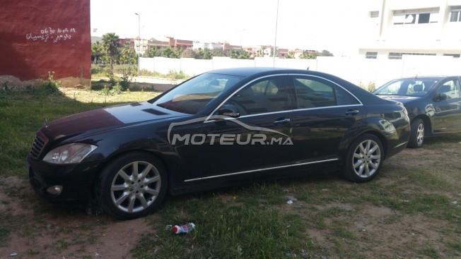 سيارة في المغرب MERCEDES Classe s - 266823