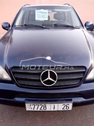 سيارة في المغرب مرسيدس بنز كلاسي مل - 228633