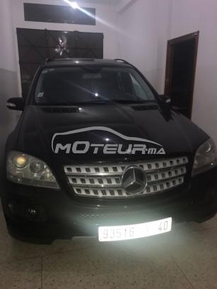 سيارة في المغرب MERCEDES Classe ml 320 cdi - 182627