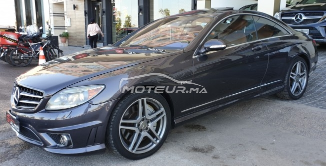 MERCEDES Cl 63 amg occasion