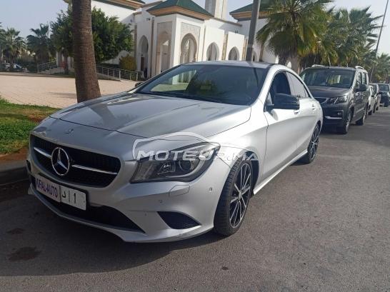 سيارة في المغرب MERCEDES Cla 220 cdi urban 7g-dct - 345468