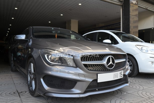 MERCEDES Cla 220 cdi pack amg occasion 626670