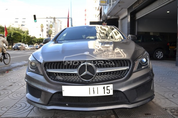 MERCEDES Cla 220 cdi pack amg occasion 626662