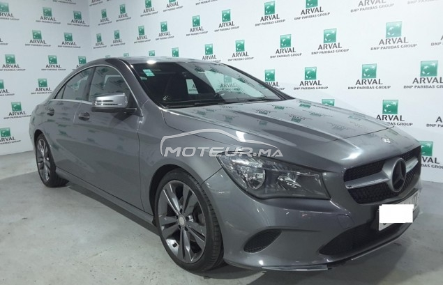MERCEDES Cla 200 d style 2017 occasion
