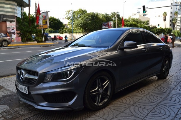 MERCEDES Cla 220 cdi pack amg occasion 626663