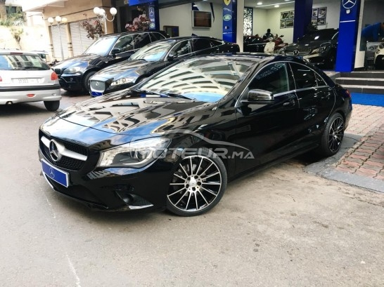 MERCEDES Cla Pack sport occasion