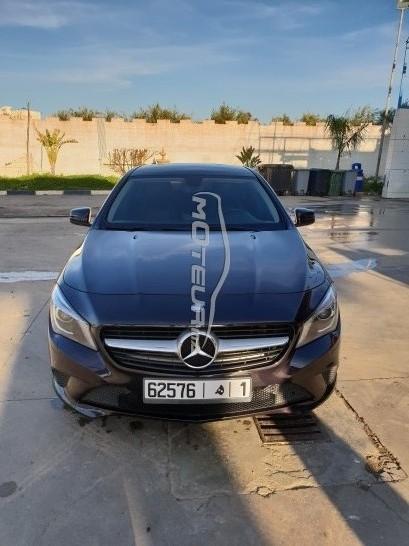 سيارة في المغرب مرسيدس بنز كلا - 215915