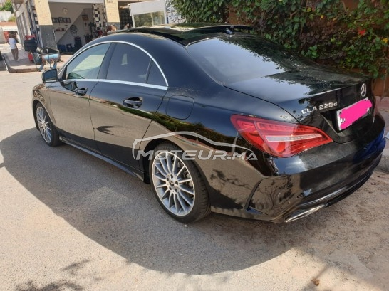 MERCEDES Cla 220 pack amg occasion