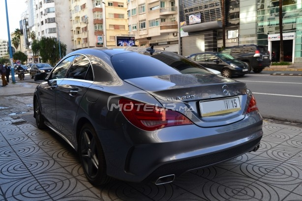 MERCEDES Cla 220 cdi pack amg occasion 626659
