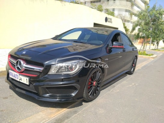 MERCEDES Cla 45 amg édition 1 occasion